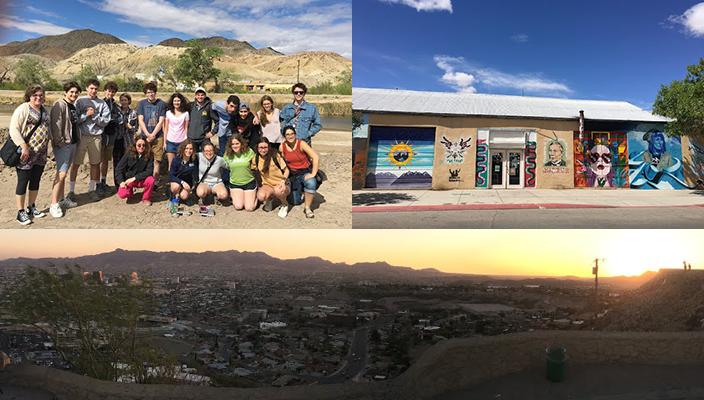 Beth Emet Fronteras Trip Photos