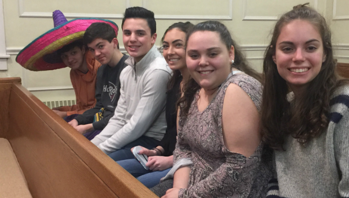 Teens Gesher Program