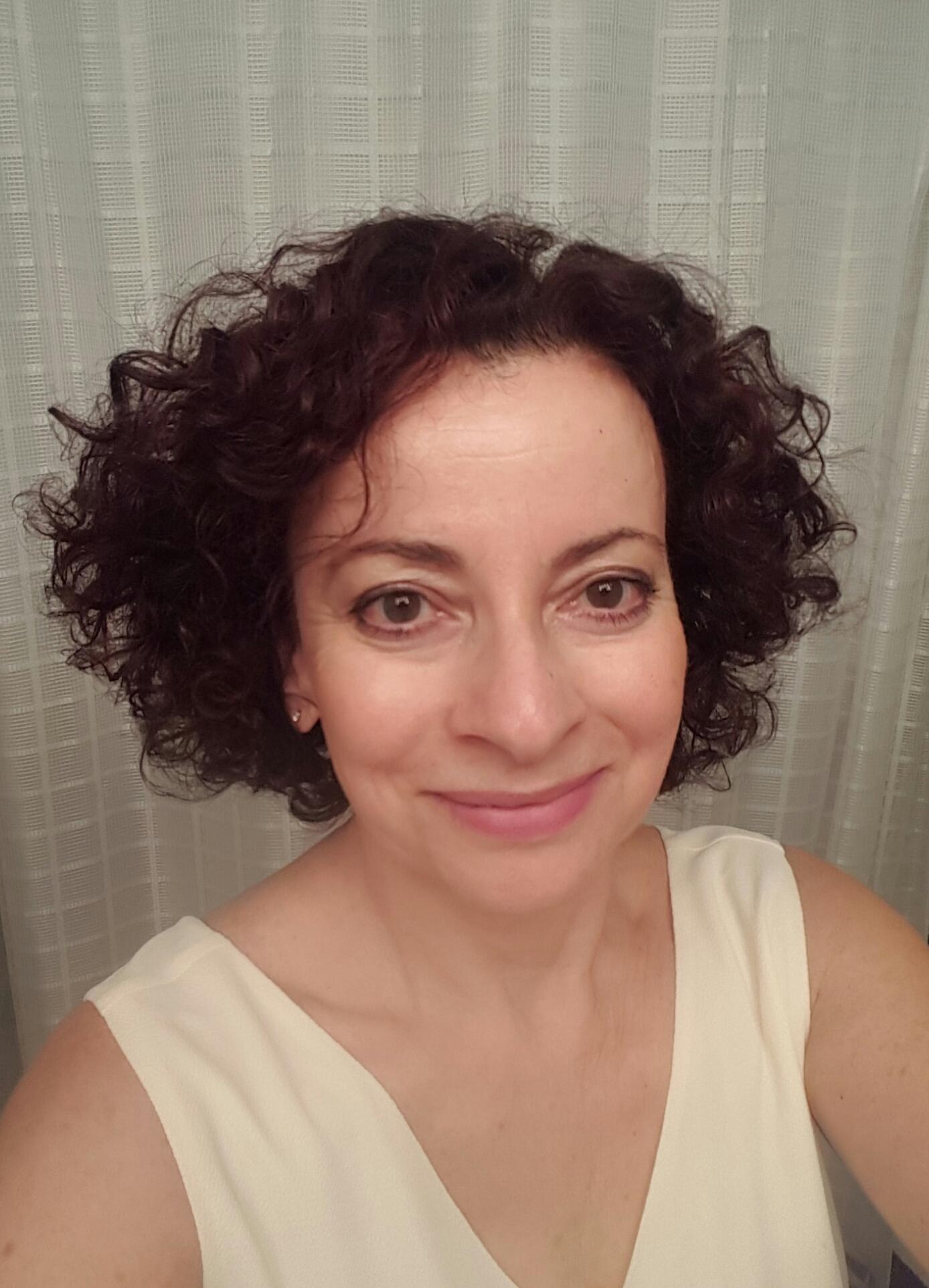 Magda Reyes, JewV'Nation Fellow
