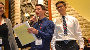 Opportunities for Reform Jewish Teen Leadership